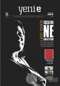 Yeni E Dergisi Sayı: 26 Aralık 2018