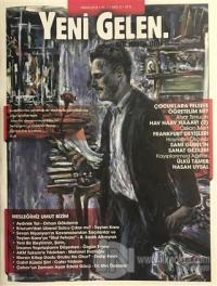 Yeni Gelen Dergisi Yıl: 1 Sayı: 2 Nisan 2018