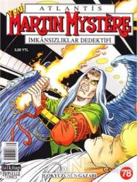 Yeni Martin Mystere İmkansızlıklar Dedektifi Sayı: 78