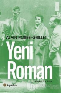Yeni Roman %25 indirimli Alain Robbe Grillet