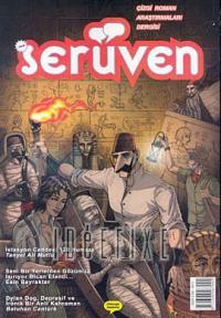 Yeni Serüven Sayı: 1Çizgi Roman Araştırmaları Dergisi