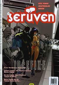 Yeni Serüven Sayı: 2Çizgi Roman Araştırmaları Dergisi