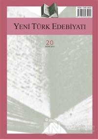 Yeni Türk Edebiyatı 20 - Ekim 2019