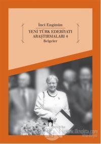 Yeni Türk Edebiyatı Araştırmaları 4