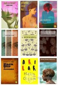 Yeni Türk Yazarların Seti (9 Kitap Takım)