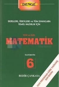 Yeni ve Özel Matematik İlköğretim 6