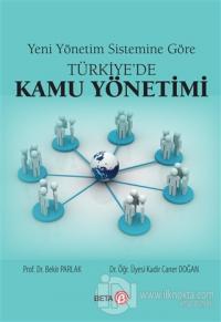 Yeni Yönetim Sistemine Göre Türkiye'de Kamu Yönetimi %7 indirimli Beki