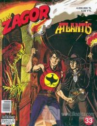 Yeni Zagor Atlantis Sayı: 33 Mauro Boselli