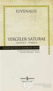 Yergiler - Saturae (Ciltli)