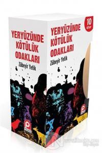Yeryüzünde Kötülük Odakları - 10 Kitap Takım (Kutulu)