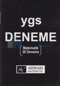 YGS Deneme (Matematik 20 Deneme)