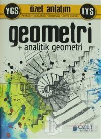 YGS - LYS Geometri Analitik Geometri Özet Anlatım