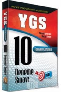 YGS Tamamı Çözümlü 10 Deneme Sınavı