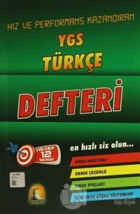 YGS Türkçe Defteri