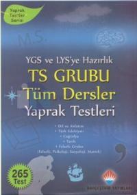 YGS ve LYS'ye Hazırlık TS Grubu Tüm Dersler Yaprak Testleri
