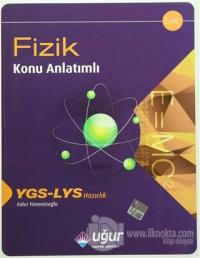 YGS ve LYS'ye Hazırlık Fizik Konu Anlatımlı