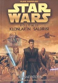 Yıldız Savaşları Star Wars Bölüm 2 Klonlar'ın Saldırısı