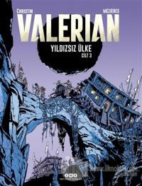 Yıldızsız Ülke - Valerian Cilt 3 %25 indirimli Pierre Christin