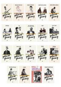 Yılmaz Güney 19 Kitap Takım