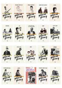 Yılmaz Güney 20 Kitap Takım