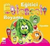 Yiyecekler - Eğitici Eğlenceli Boyama