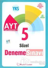 YKS - AYT 5 Sözel Deneme Sınavı