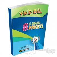 YKS DİL 8'li Sınav Paketi