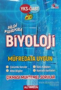 YKS - ÖABT Bilgi Fabrikası Biyoloji - Müfredata Uygun