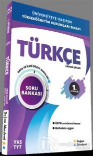 YKS TYT Türkçe Orta ve İleri Düzey Soru Bankası