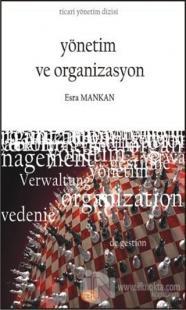 Yönetim ve Organizasyon %10 indirimli Esra Mankan