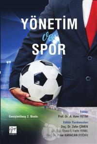 Yönetim ve Spor %10 indirimli A. Azmi Yetim