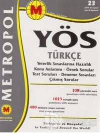 YÖS Türkçe Konu Anlatımlı