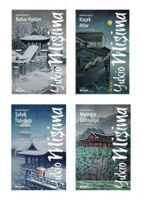 Yukio Mişima 4 Kitap Takım