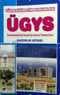 Yükseköğretim Kurumları ÜGYS Hazırlık Kitabı