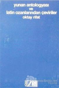 Yunan Antologyası ve Latin Ozanlarından Çeviriler