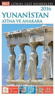 Yunanistan, Atina ve Anakara (Ciltli)