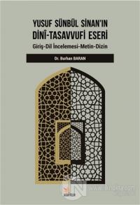 Yusuf Sünbül Sinan'ın Dini-Tasavvufi Eseri
