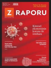 Z Raporu Dergisi Sayı: 10 Mart 2020 Kolektif