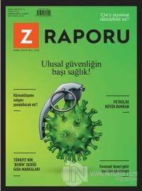 Z Raporu Dergisi Sayı: 12 Mayıs 2020