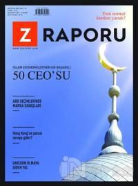 Z Raporu Dergisi Sayı: 15 Ağustos 2020 Kolektif