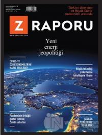 Z Raporu Dergisi Sayı: 18 Kasım 2020 Kolektif