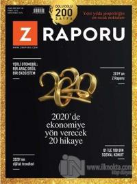 Z Raporu Dergisi Sayı: 8 Ocak 2020 Kolektif