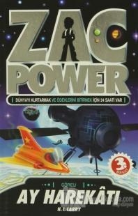 Zac Power - Ay Harekatı