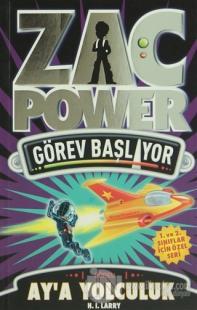 Zac Power - Ay'a Yolculuk