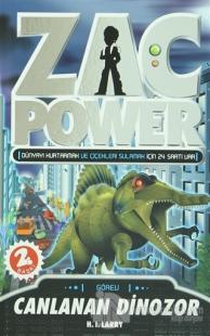 Zac Power - Canlanan Dinozor