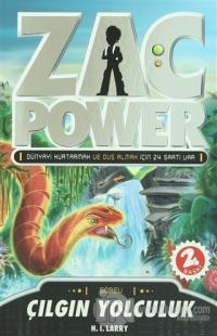 Zac Power - Çılgın Yolculuk