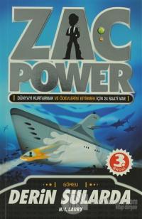 Zac Power Derin Sularda