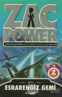 Zac Power - Esrarengiz Gemi