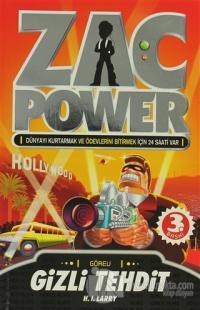 Zac Power  Gizli Tehdit