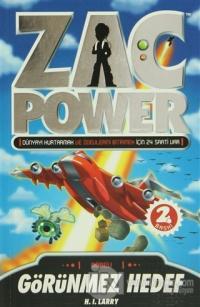 Zac Power - Görünmez Hedef